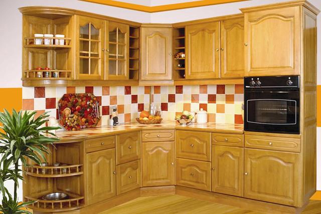 5689896686 85a3370814 - Modele de cuisine rustique ...