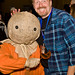 Sam, from Trick 'r Treat, and Ian by Ian Aberle