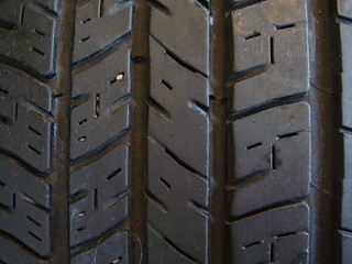 Used Tire Tread