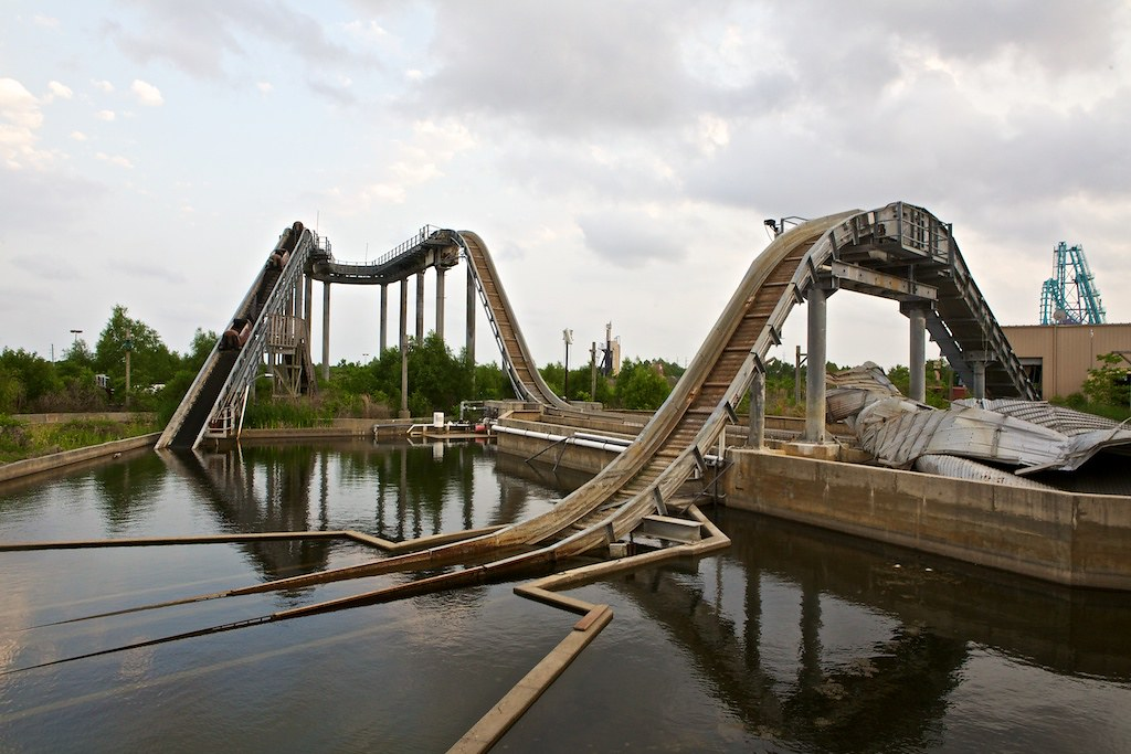 Gator - Six Flags New Orleans
