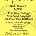 Free Wine Tasting Tonight @ Il Vicino Colorado Springs