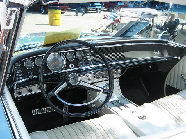 1963 Chrysler 300 Interior Flickr Photo Sharing