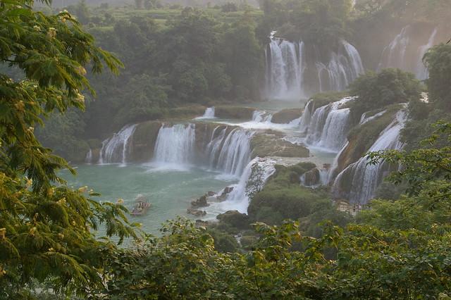 德天瀑布 Detian Falls