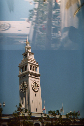 June 7: Double Exposure Tower
