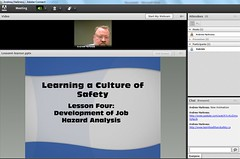 Andrew Harkness, Learning a Culture of Safety Instructor