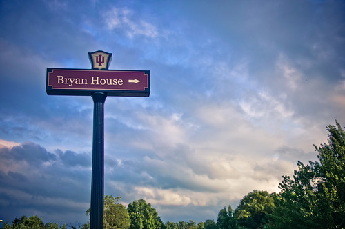 Right is Bryan House, Beauty left here.