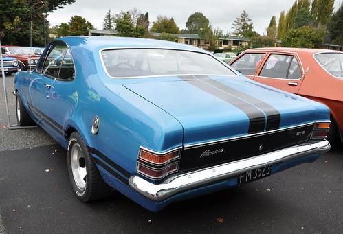 12.v. 1970 Holden Monaro HT GTS 350ci Coupe