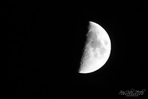 Luna vista desde Retiendas