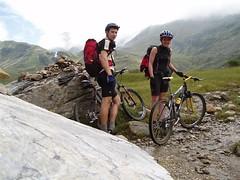 Climbing towards Col du Bonhomme 2329m Image