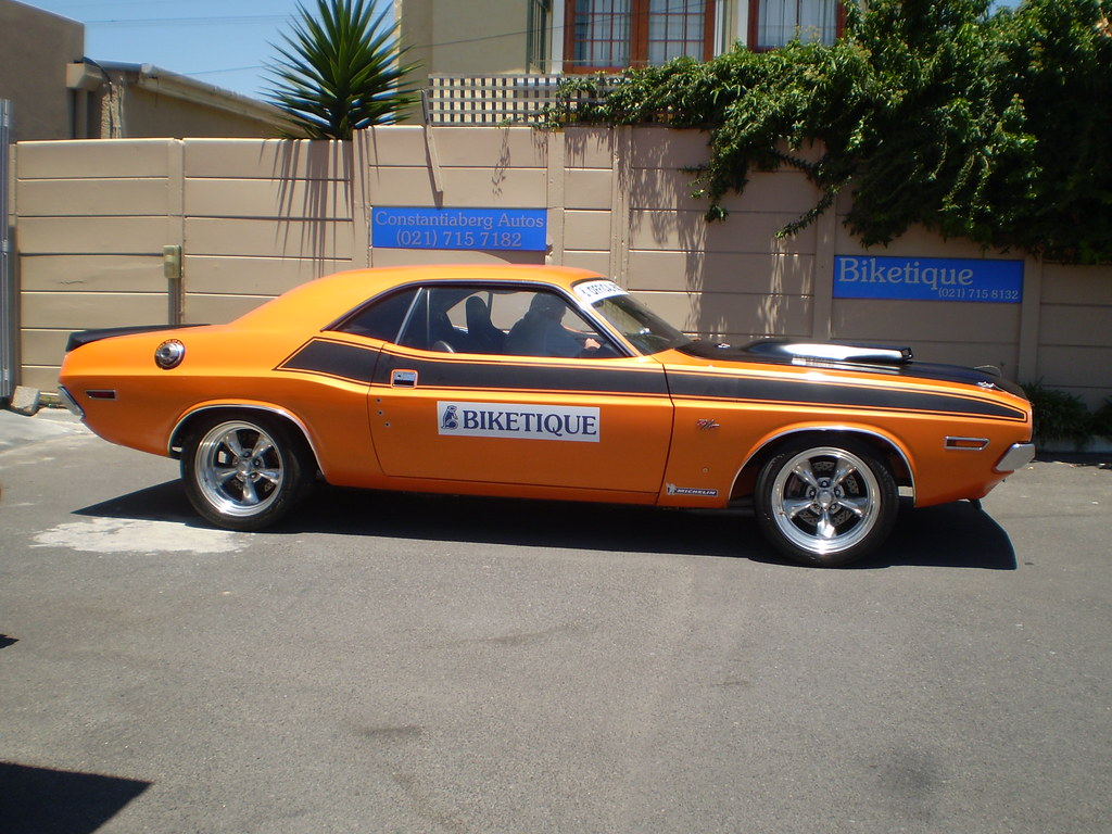 1970 Dodge Challenger 440   For Sale R700 000 320KW 636NM Ma