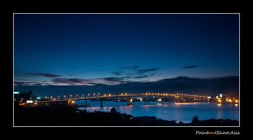 nightscapes cokinnd8 mactanbridge cebumactanbridge cebulandscapes