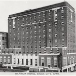 Sioux City, Iowa, Warrior Hotel