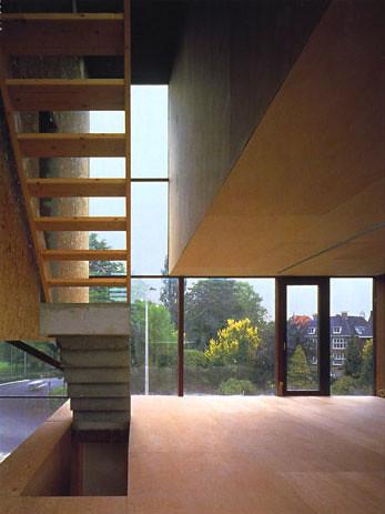 Double house mvrdv flickr photo sharing for Interieur utrecht
