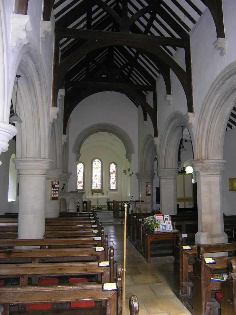 St Peter, Swallowcliffe, Wiltshire