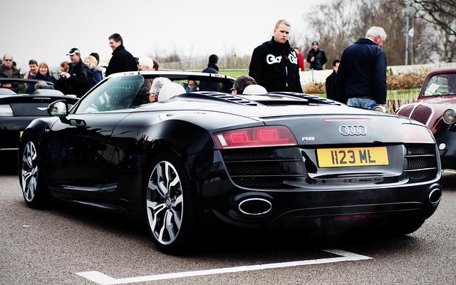 Audi R8 Cabriolet Flickr Photo Sharing