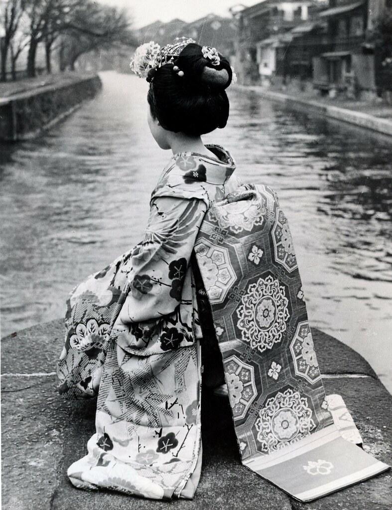 Maiko Girl 1966