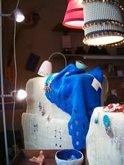 Vetrina Mani Mani Showroom - 25 marzo 2011