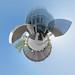 Akademie der Bildenden Künste München, Neubau 360° Panorama - Little Planet Munich