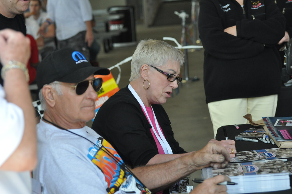 Drag racing legends