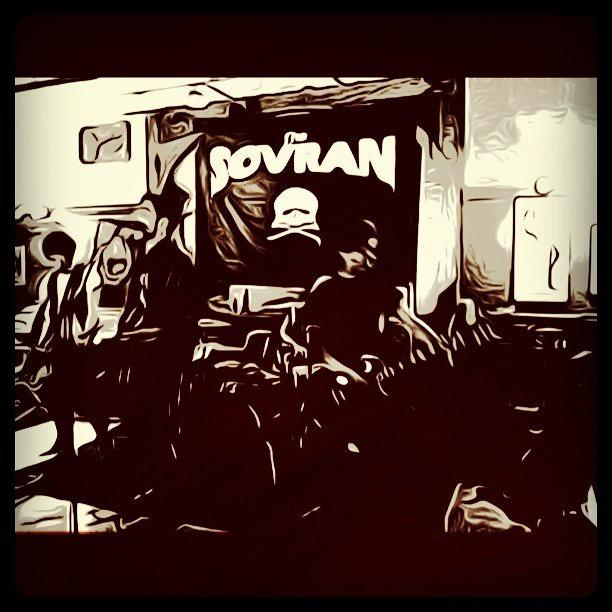 Header of sovran