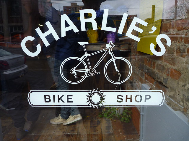 Sun, 04/17/2011 - 14:51 - April 17: Charlie&#039;s Freewheels is the only bicycle shop in the country providing employment, job training, and hope to young people.<br /> Charlie's Freewheels was conceived in memory of our friend, Charles Prinsep, who was tragically struck and killed while touring the country on his bicycle in the summer of 2007.