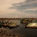 Almost all the boats are docked here, following the State government's ban on mechanised deep-sea fishing in the region for 45 days. The state's Fishery Department  provided Rs 500 to each fisherman for the season till the ban is lifted by ilak2k