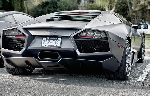 Lamborghini Reventon Vancouver Canada Flickr Photo