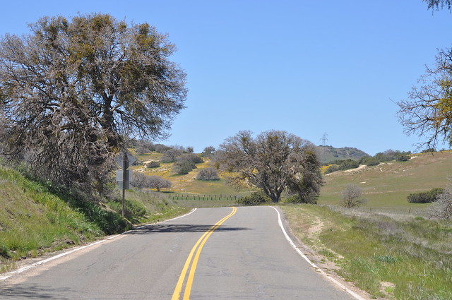 Winding The Hills