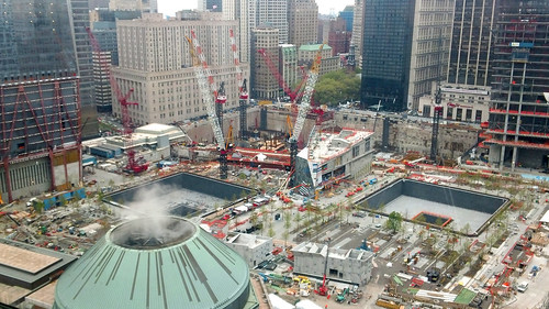 Ground Zero, May 2, 2011