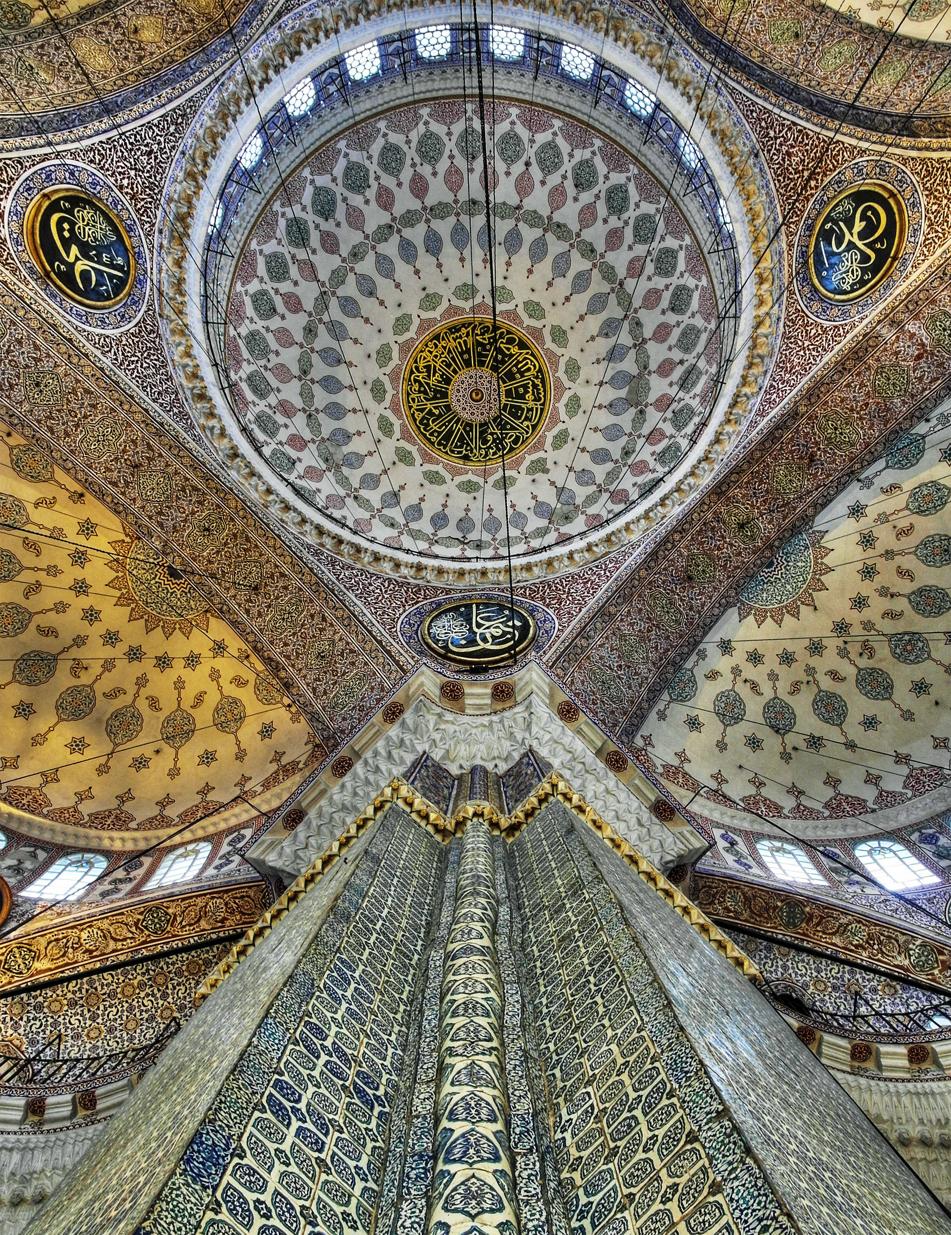 Yeni Mosque, Istanbul, Turkey (aka New mosque)