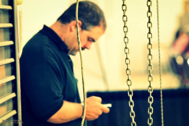 Texting: idk man, but afaik im r8. k c u l8r. bt in 1hr ;-)
