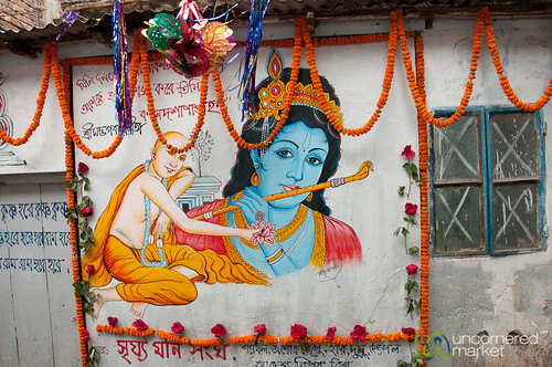 Hindu Culture and Celebrations in Old Dhaka - Bangladesh
