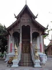 Wat Tung Yu in Chiang Mai, Thailand
