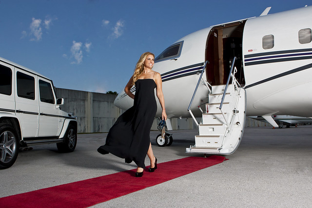 Private Jets Private Jet Photo Shoot