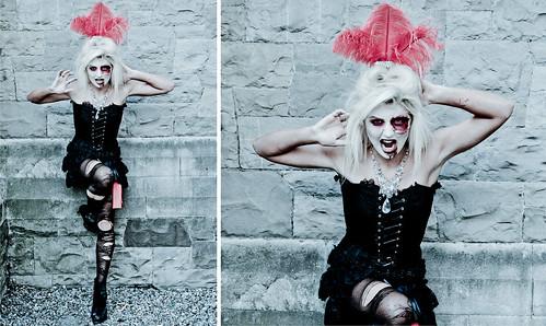 Rachel Wallace Zombiefied