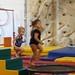 Buckeye Gymnastics Westerville Gym Preschool warmups