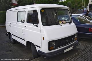 1982 Sava-Pegaso J4