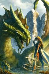 screenshot(0.0), fictional character(1.0), dragon(1.0), illustration(1.0),