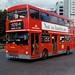 LONDON GENERAL M1436 VLT136 PARK LANE 190593 by DavidsTransportPix