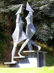 Lynn Chadwick Sculpture Park, Stroud