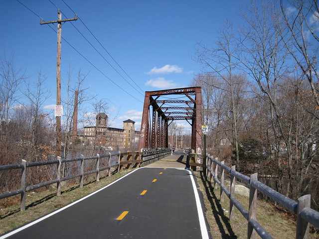 Washington Secondary Bikepath