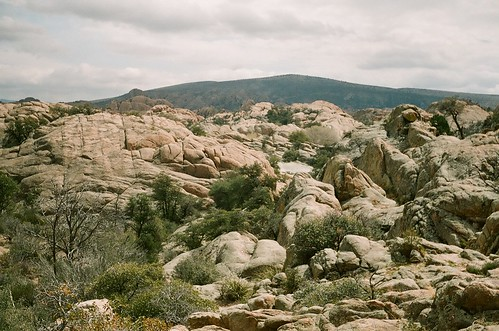 abundance of granite