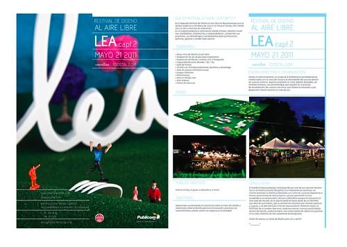 Brochure Lea 2011