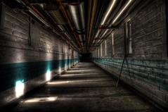 Morgue tunnel