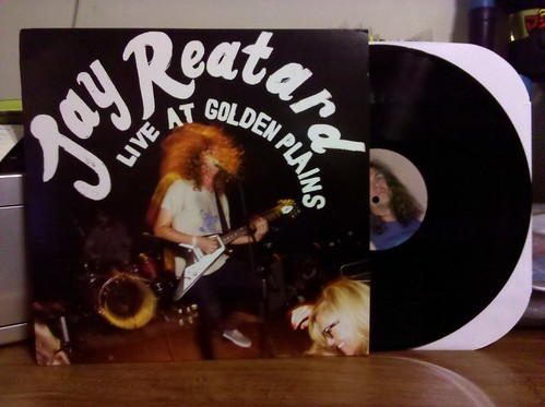 Jay Reatard - Live At Golden Plains - #123/500