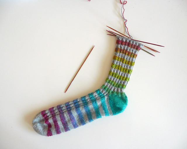 Never ending socks