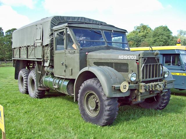 2 Albion WD-CX22S HAT (1944)