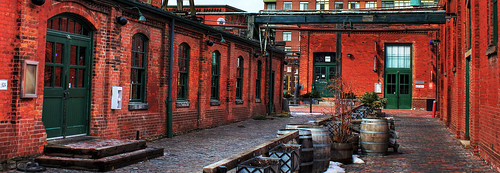 Distillery District (HDR)