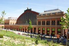 Atocha station