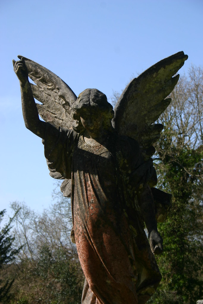 The Angel of St Michael and All Angels